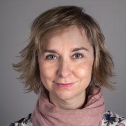 Portrait of Bartošová, Andrea