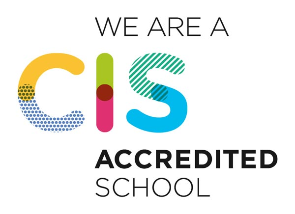 CIS accredited logo