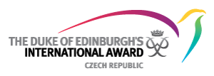 The duke of Edinburgh International Awards logo