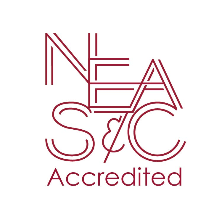 NEASC Accredited logo