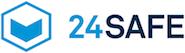 24Safe logo