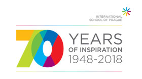 Logo ISP 70 years of inspiration