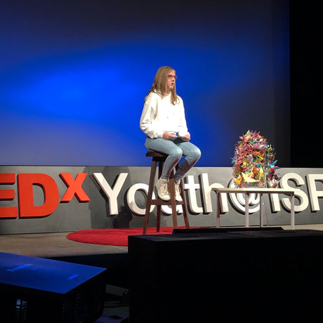 TEDxYouth @ ISP