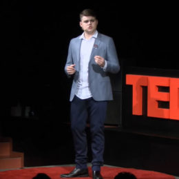 Toby Shaw | TEDxYouth@ISPrague