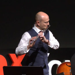 Jeremy Chapman | TEDxYouth@ISPrague