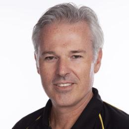 Portrait of Watkins, Clive
