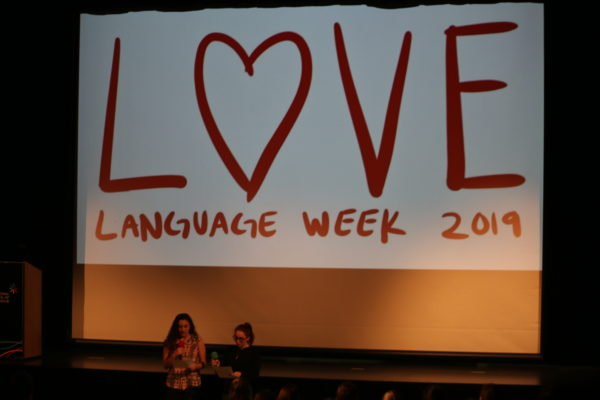 Upper School Language Week