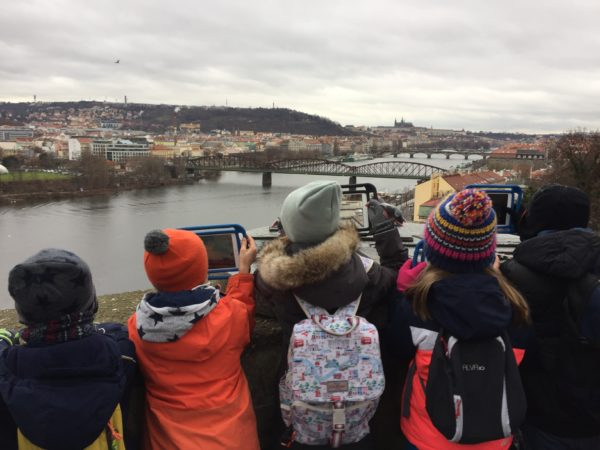 Grade 3 – A Place Called Prague