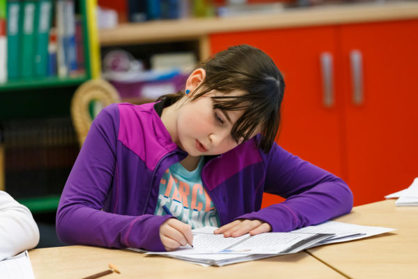 Learning Progression for Narrative Writing