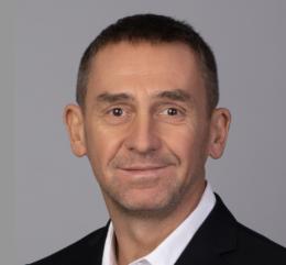 Portrait of Martin Kovac